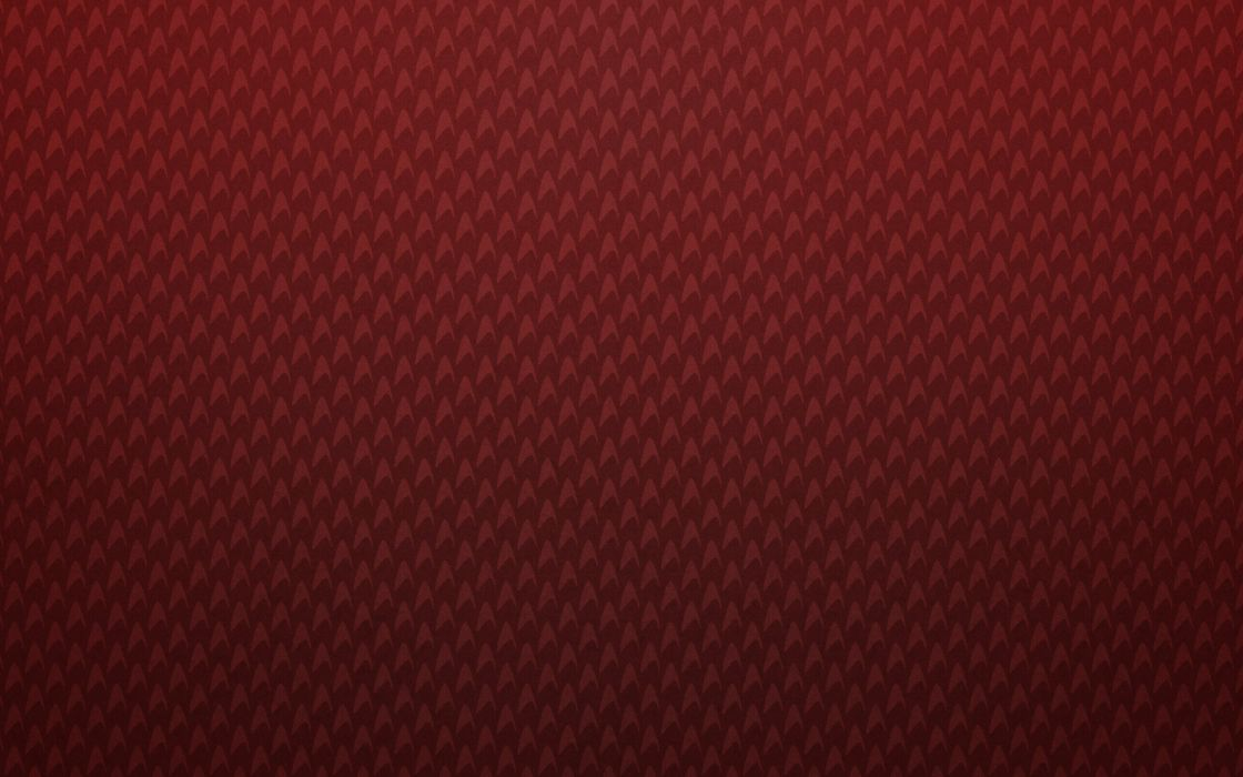 Red patterns textures backgrounds triangle star trek logos wallpaper