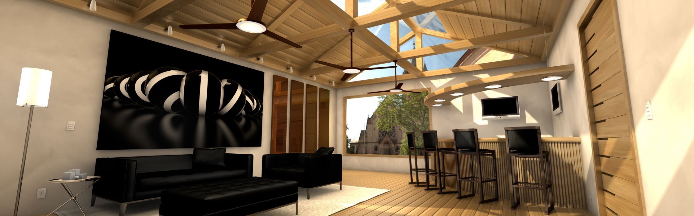 Interior designs widescreen wallpaper