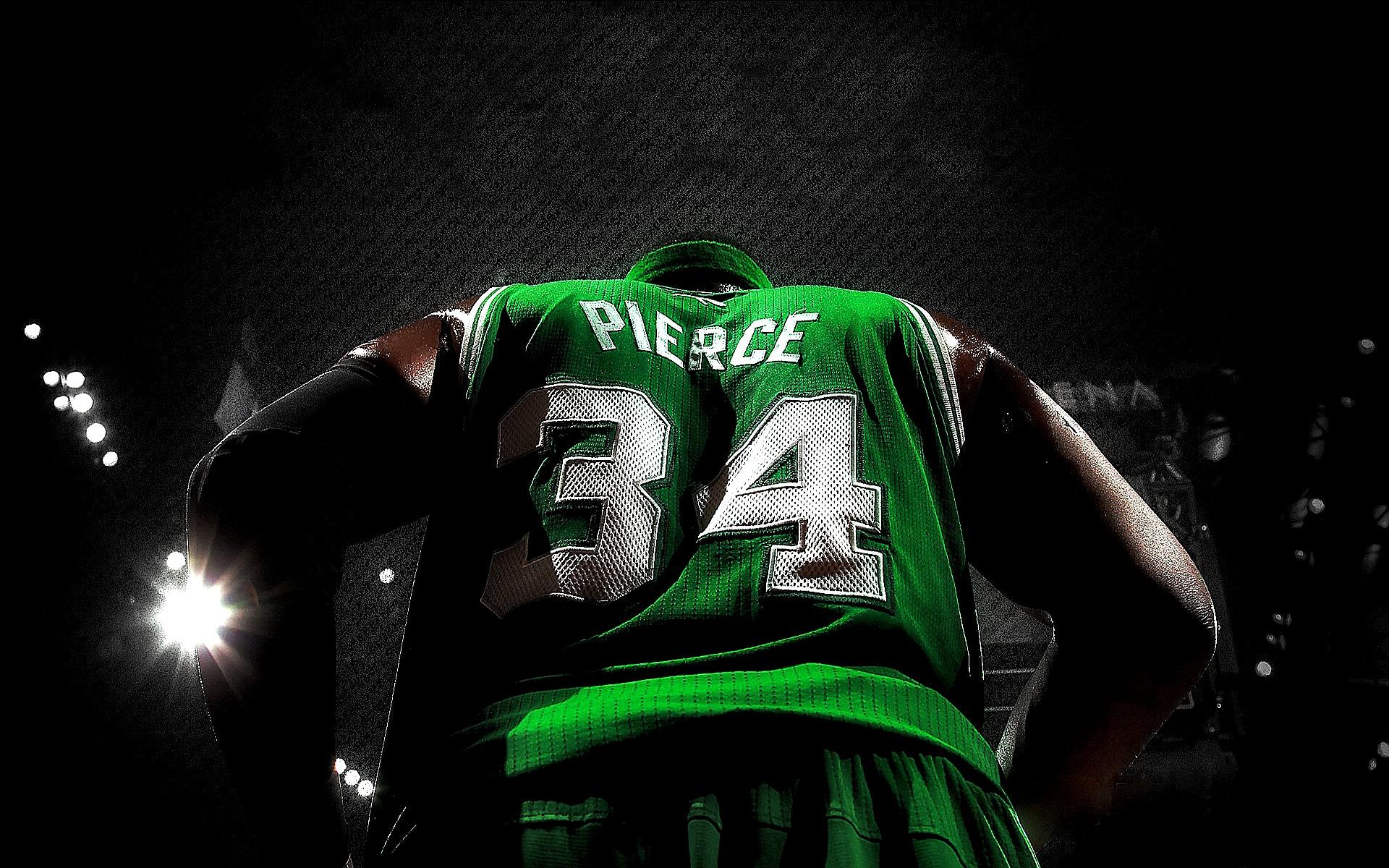Sports Nba Basketball Paul Pierce Boston Celtics Wallpaper