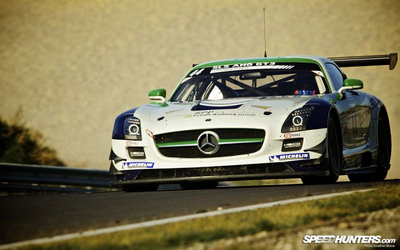 Benz sls amg wallpaper