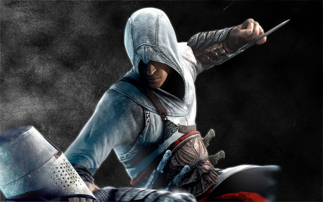 Assassins creed altair knight wallpaper