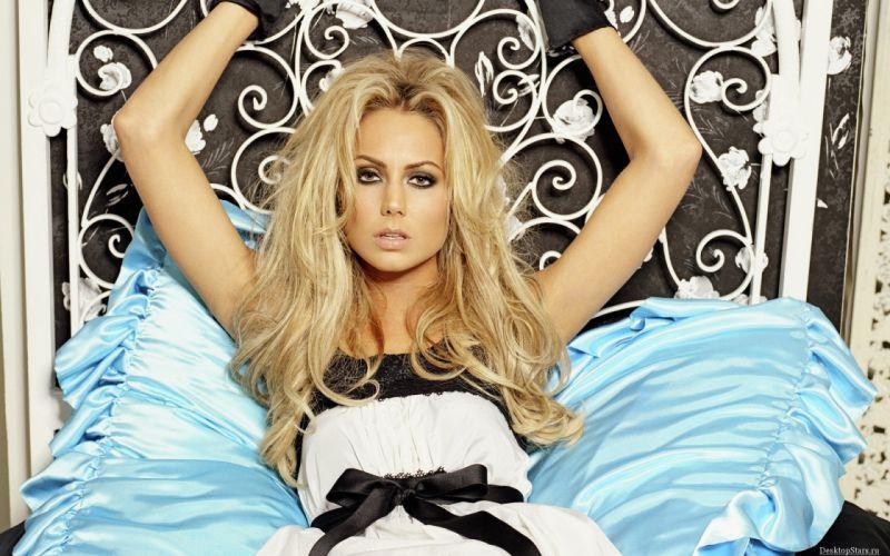 Blondes women models stacy keibler wallpaper