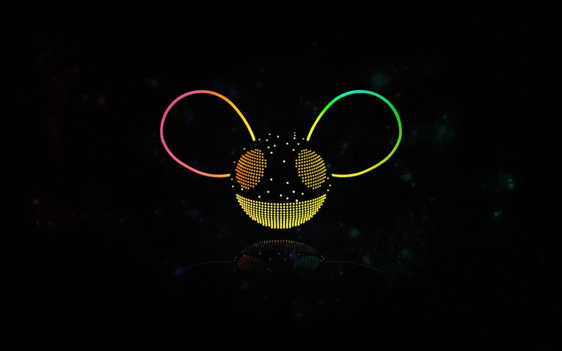 Deadmau5 logos mau5head dj  wallpaper