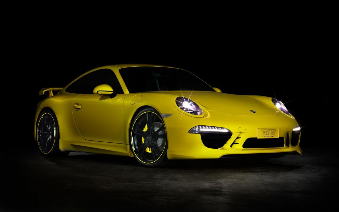 Cars tuning techart porsche 911 wallpaper