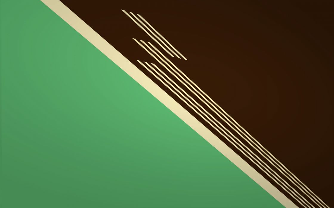 Minimalistic retro lines simple stripes wallpaper