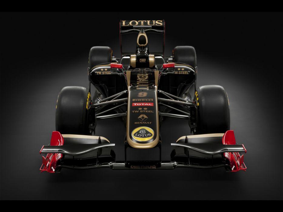 Formula one lotus renault gp wallpaper