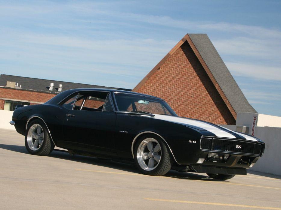 American cars muscle cars classic chevrolet camaro camaro ss ...