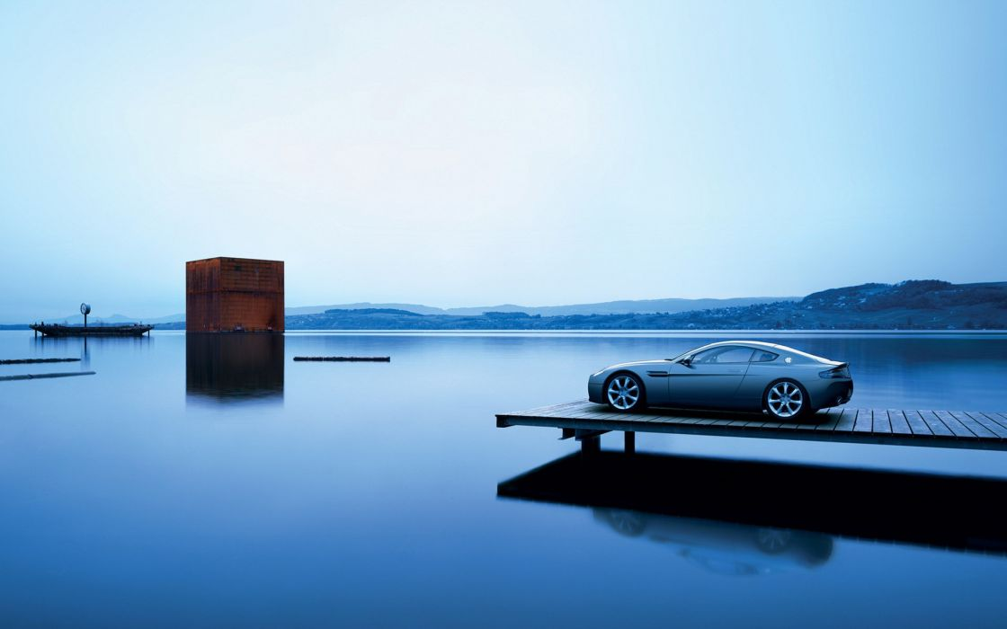 Water cars seascapes wallpaper