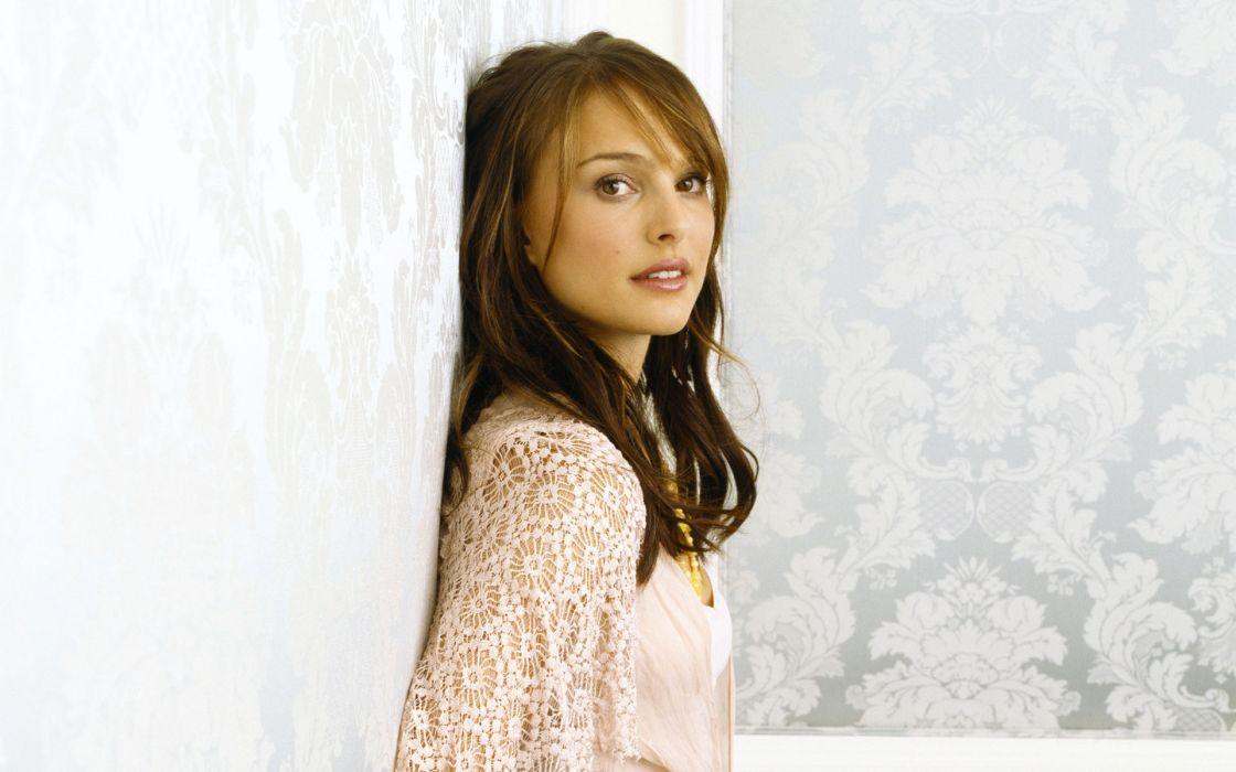Women actress natalie portman people wallpaper