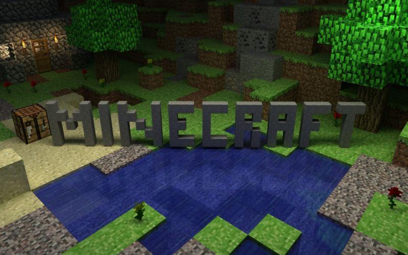 Minecraft dwarf fortress wallpaper