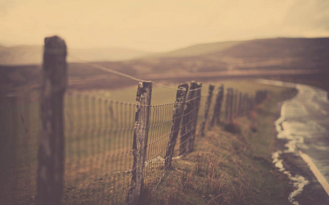Fences wallpaper
