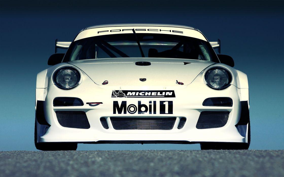 Cars depth of field porsche 911 gt3 wallpaper