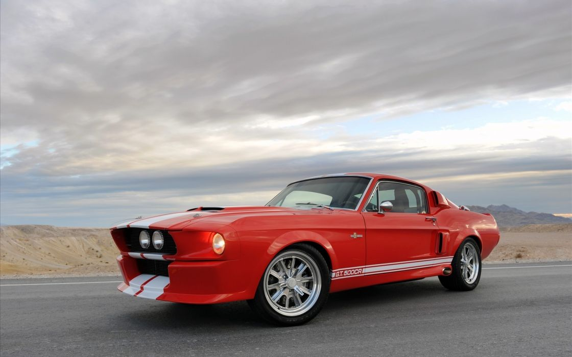 Cars vehicles ford mustang 1967 shelby mustang ford mustang shelby gt500 wallpaper