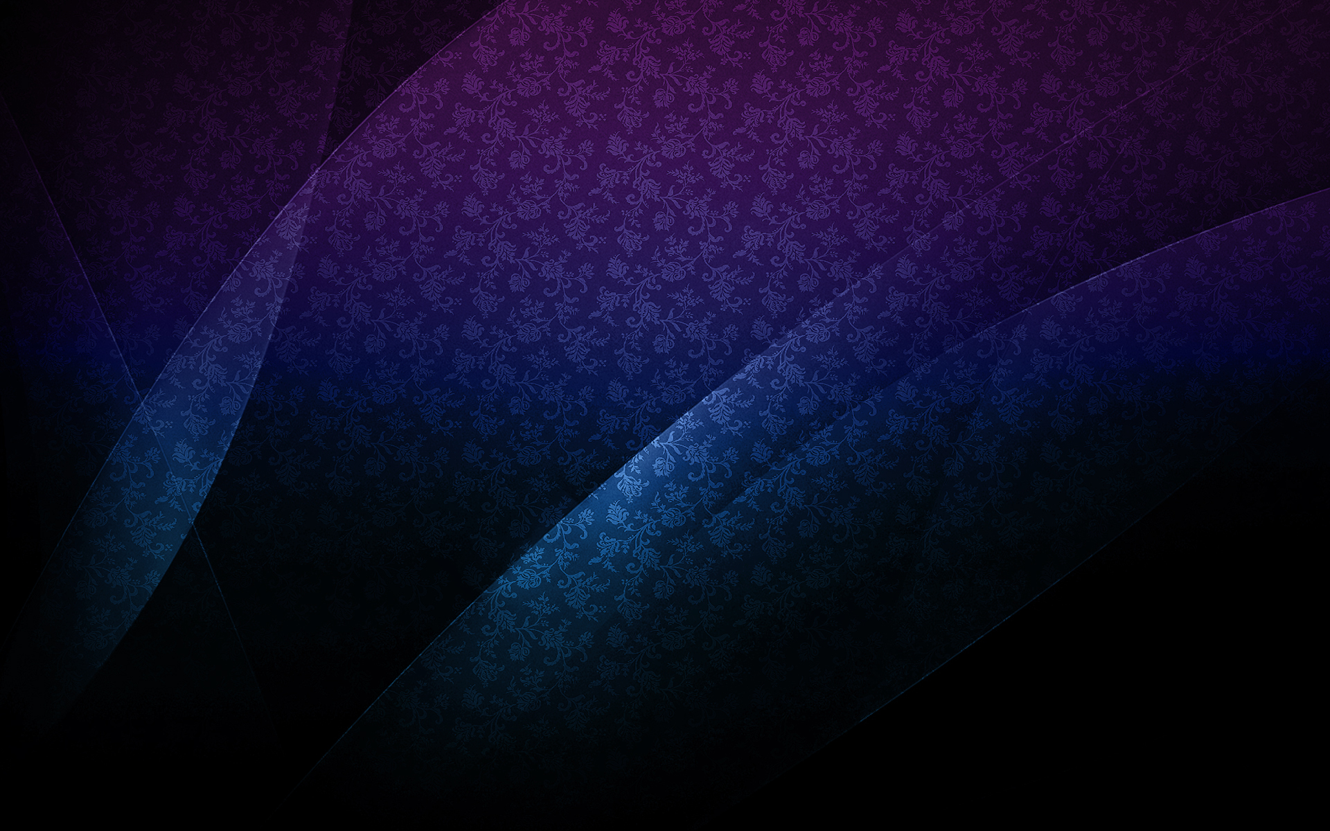 Abstract Patterns Gradient Wallpaper