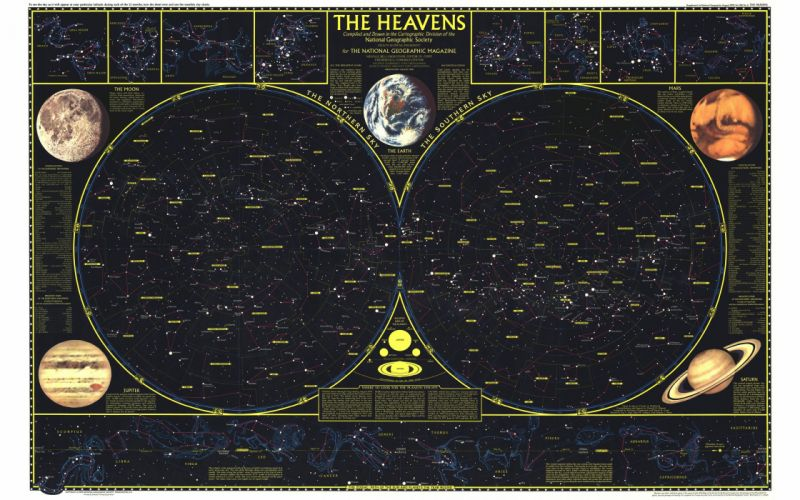 Heaven national geographic maps scheme wallpaper