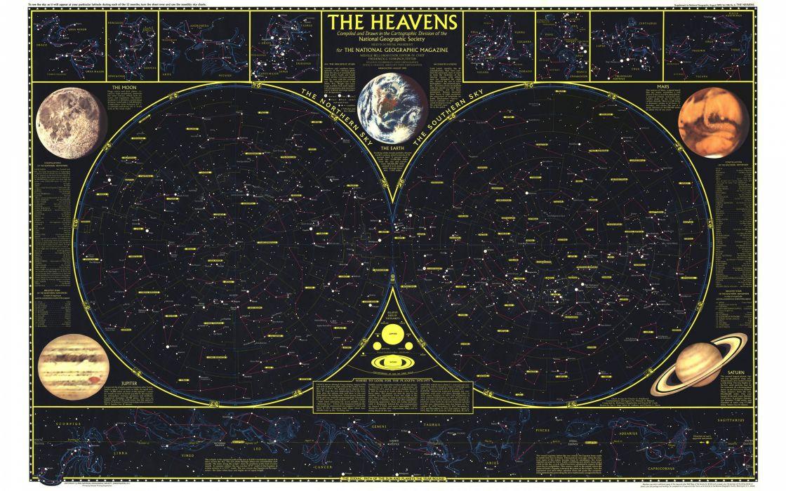 Heaven national geographic maps scheme wallpaper