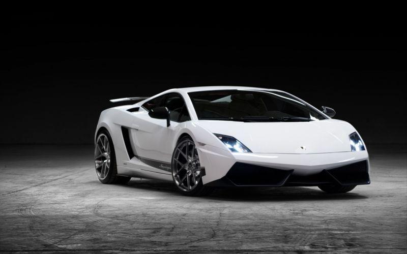 Lamborghini gallardo vorsteiner wallpaper