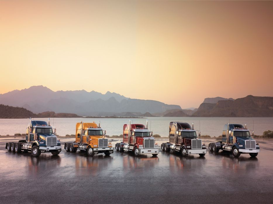 Cars trucks vehicles wallpaper