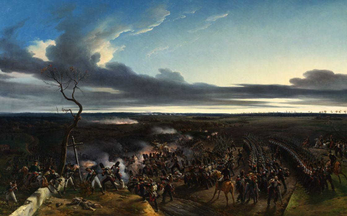 Paintings scenic artwork eglon van der neer wallpaper