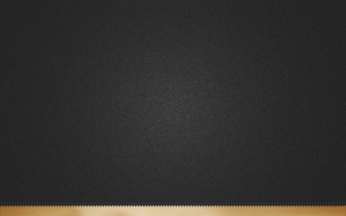 Black minimalistic wallpaper