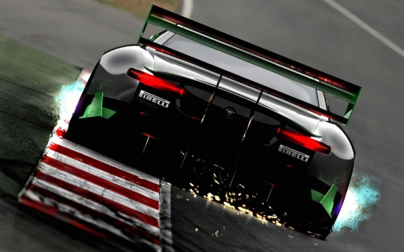 Cars pirelli race tracks wallpaper