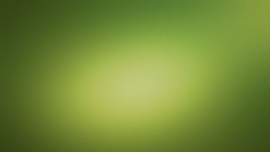 Green minimalistic wallpaper