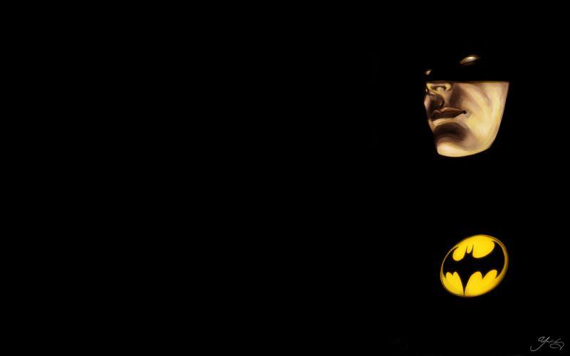 Batman dc comics fan art batman logo wallpaper