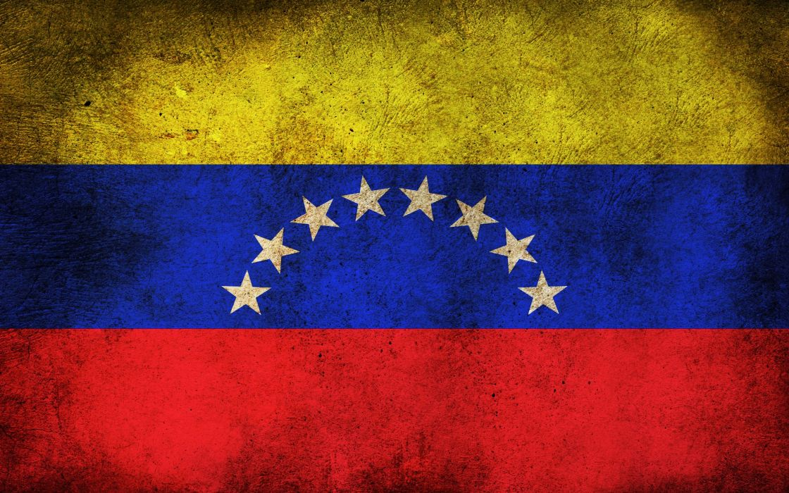 Flags venezuela wallpaper