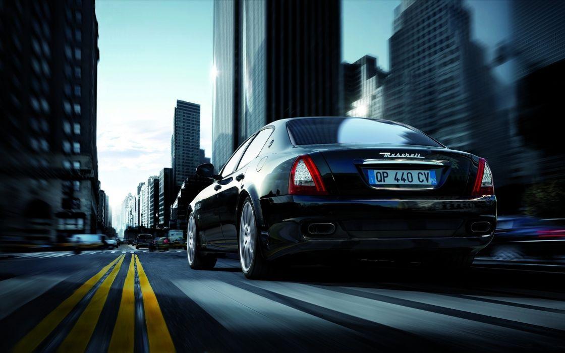 Video games cars maserati vehicles wallpaper