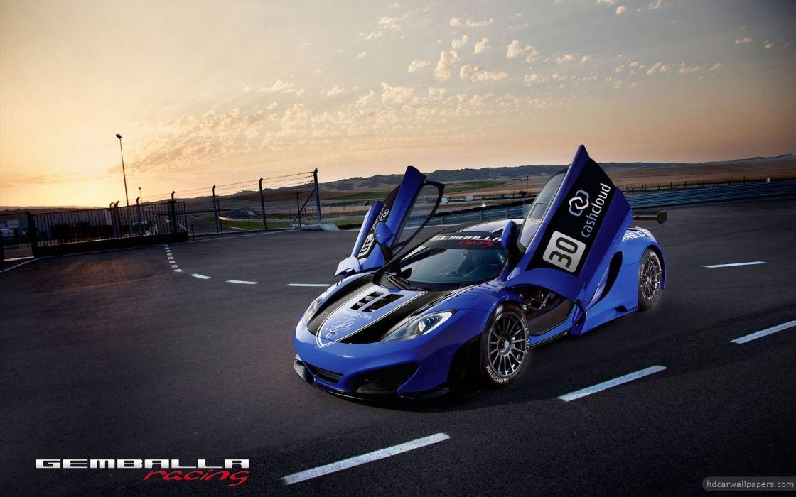 12C luxury sport cars speed wallpaper