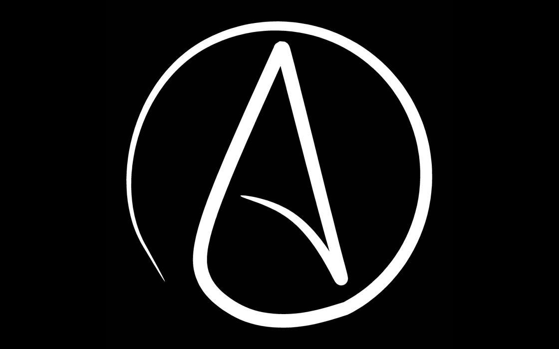 Atheism logos wallpaper