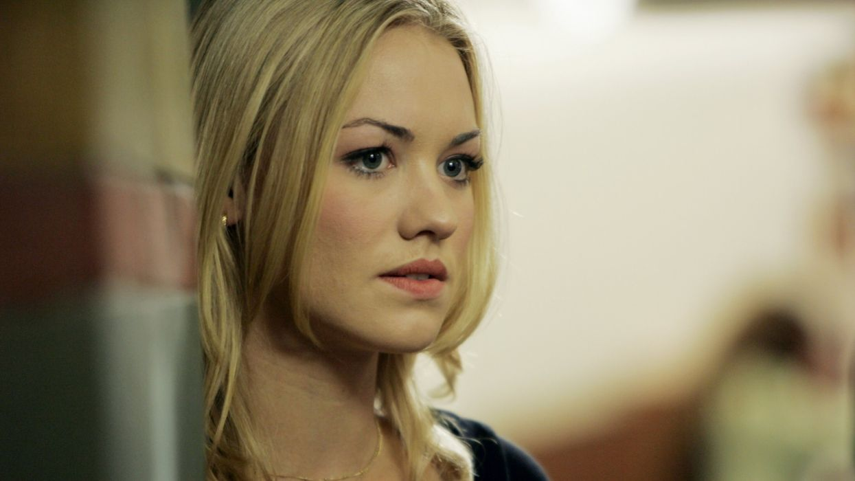 Blondes women actress yvonne strahovski wallpaper