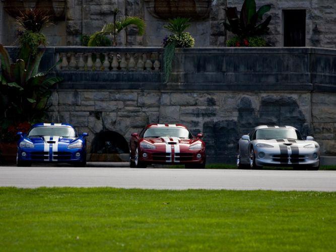 Cars viper vehicles dodge viper wallpaper