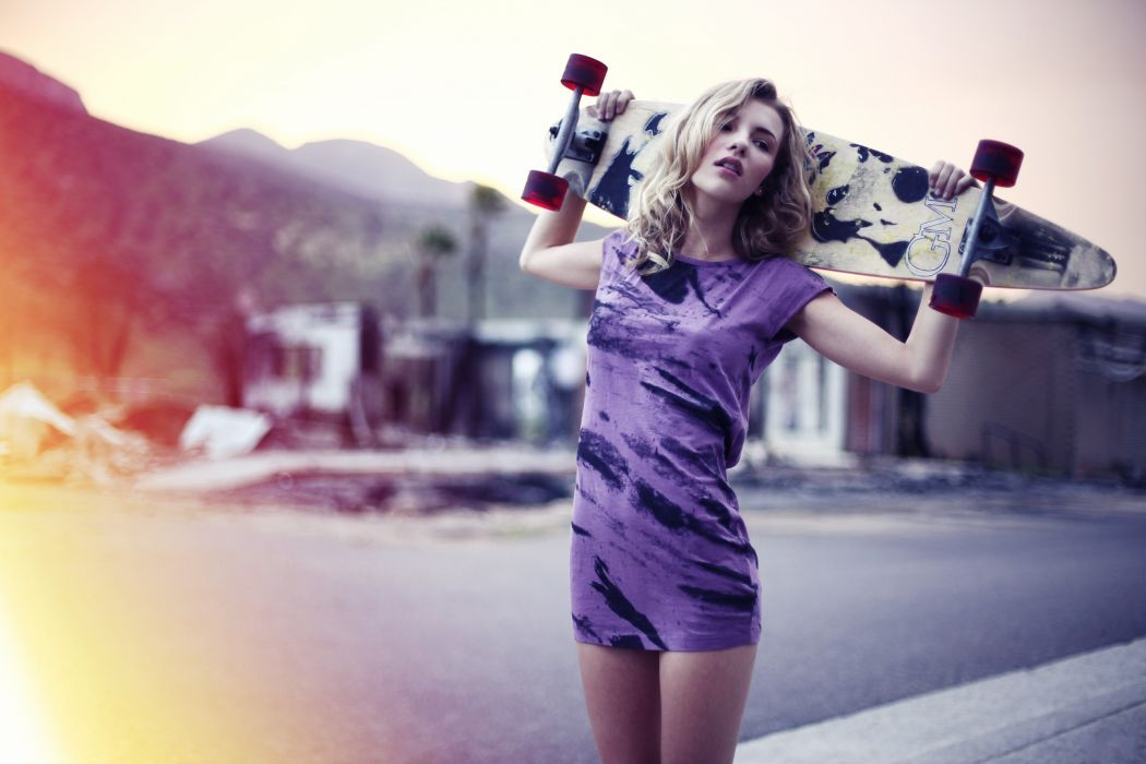 blondes_mode wallpaper