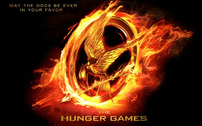 Video games the hunger games wallpaper