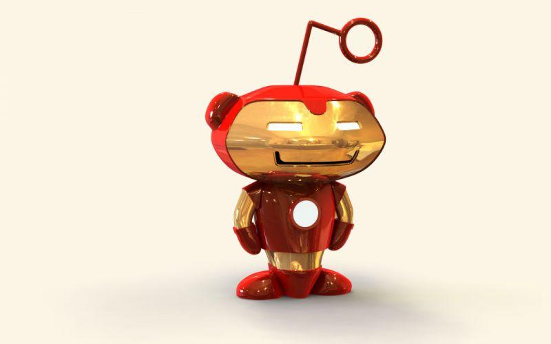 Iron man reddit wallpaper