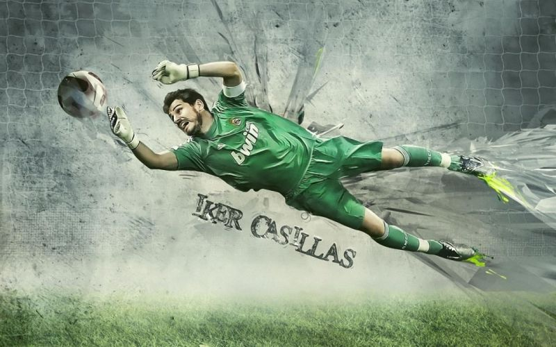Real madrid iker casillas wallpaper