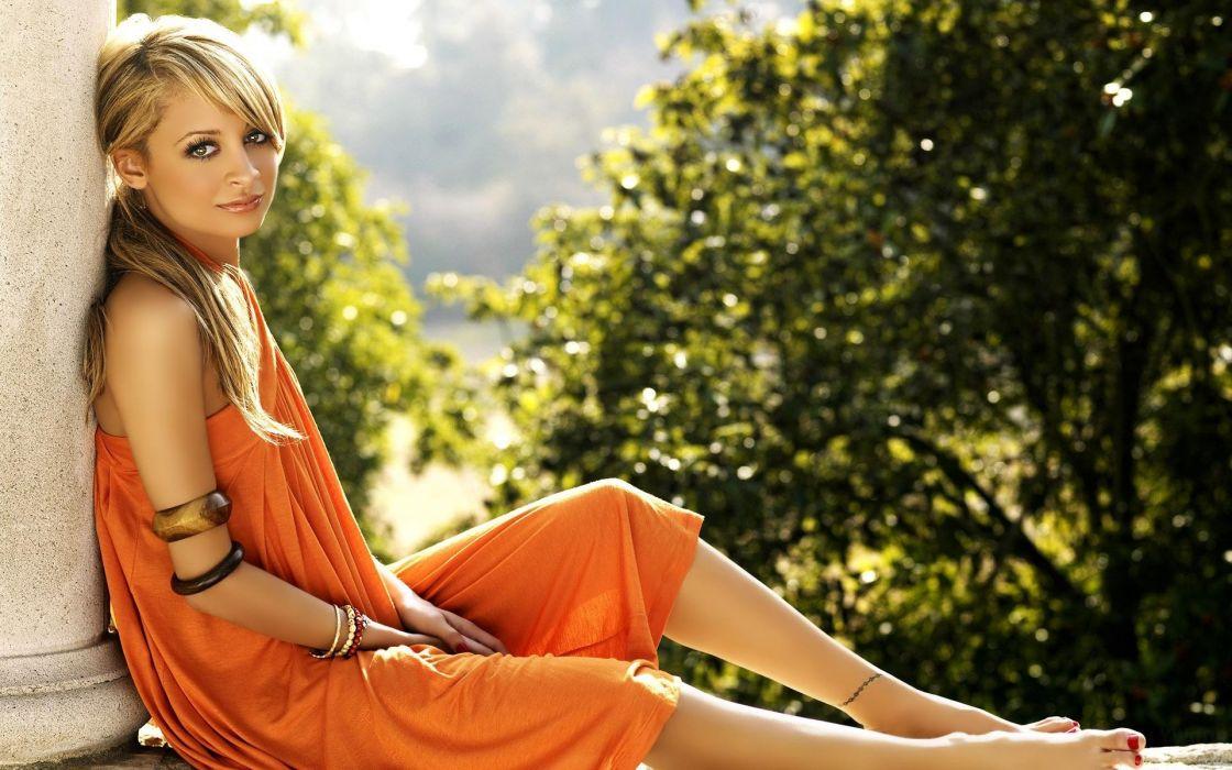 Women actress celebrity nicole richie wallpaper