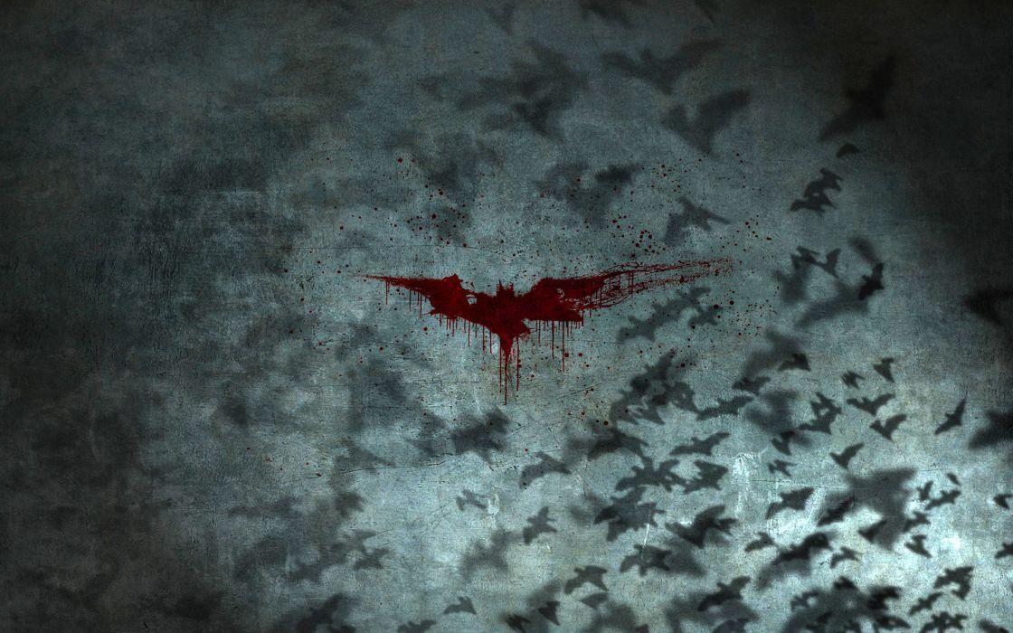 Dc comics batman logo wallpaper
