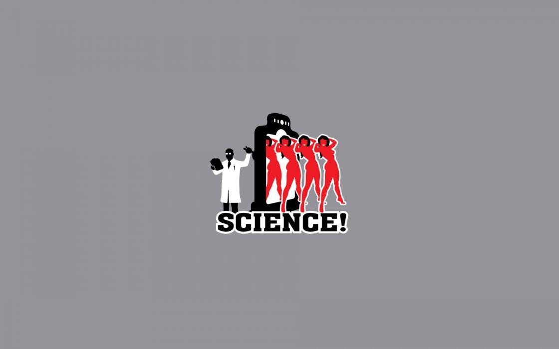 Science wallpaper