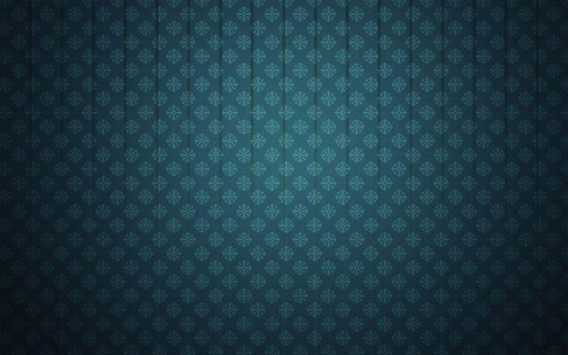 Blue minimalistic patterns graphite wallpaper