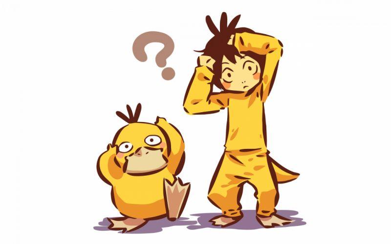Pokemon psyduck wallpaper