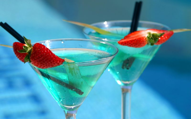 Alcohol cocktail drinks wallpaper
