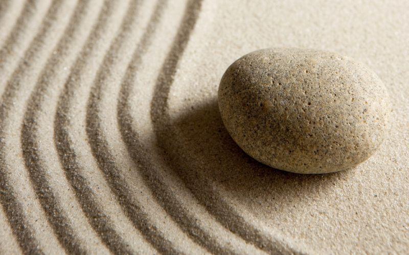 Stones zen wallpaper