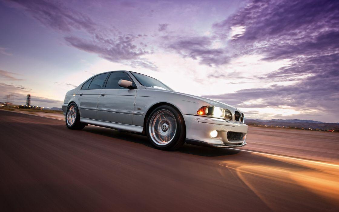 Bmw cars bmw e39 wallpaper