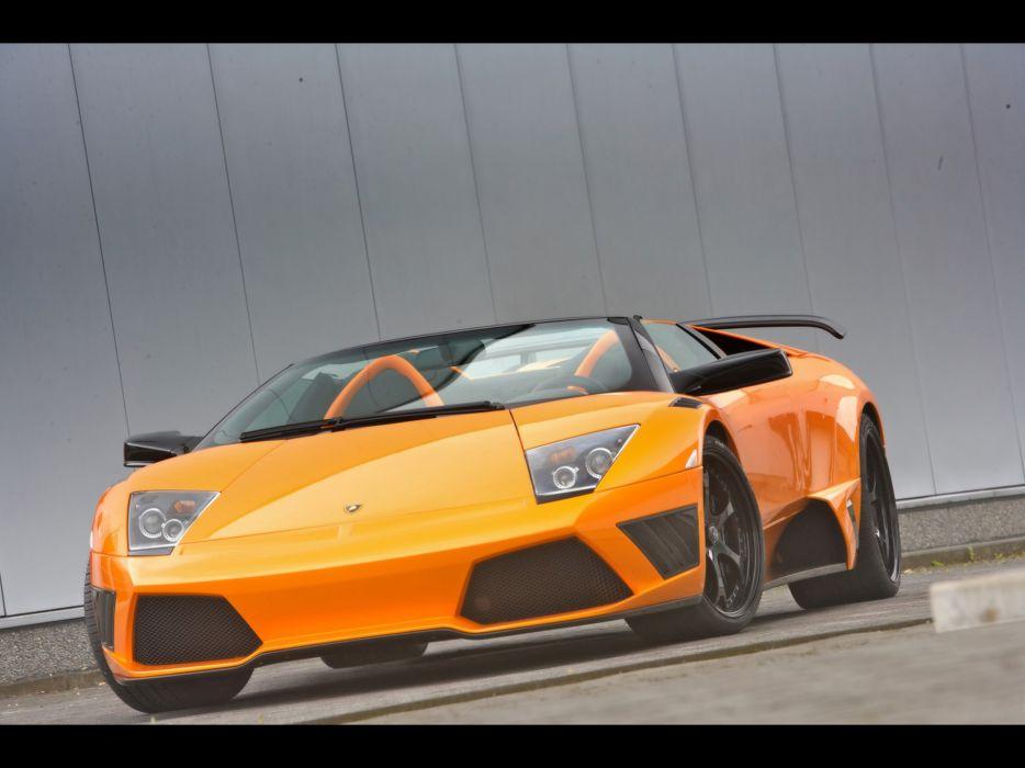 Cars lamborghini vehicles lamborghini murcielago front view orange cars italian cars wallpaper