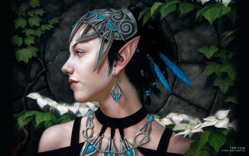 Elves wallpaper