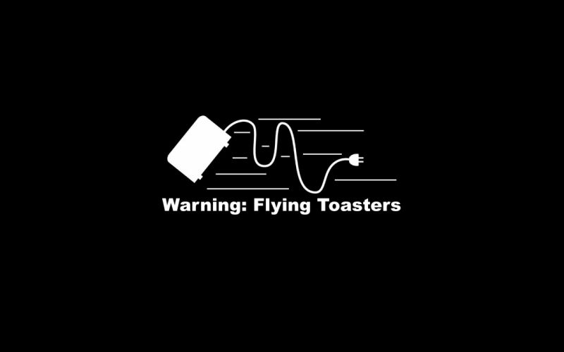 Toaster wallpaper