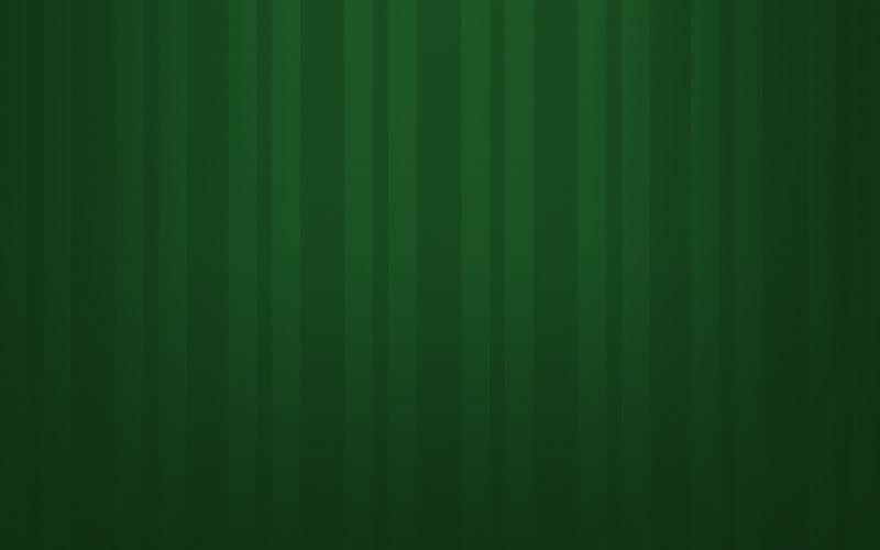 Green minimalistic patterns wallpaper