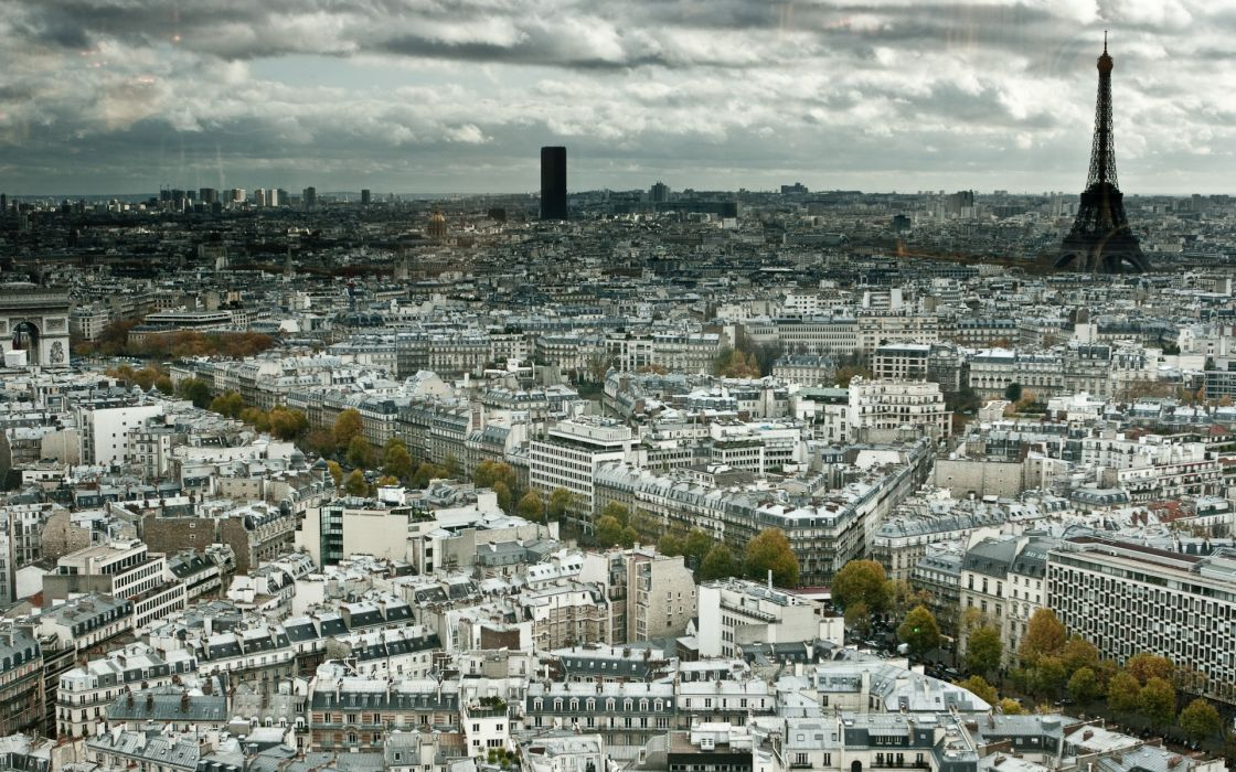 Paris cityscapes buildings wallpaper